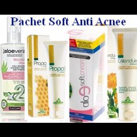 PACHET SOFT ANTI-ACNEE