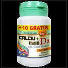 CALCIU + VITAMINA D3 30 + 10
