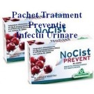 PACHET PREVENTIE INFECTII URINARE - 2 X NO CIST Prevent